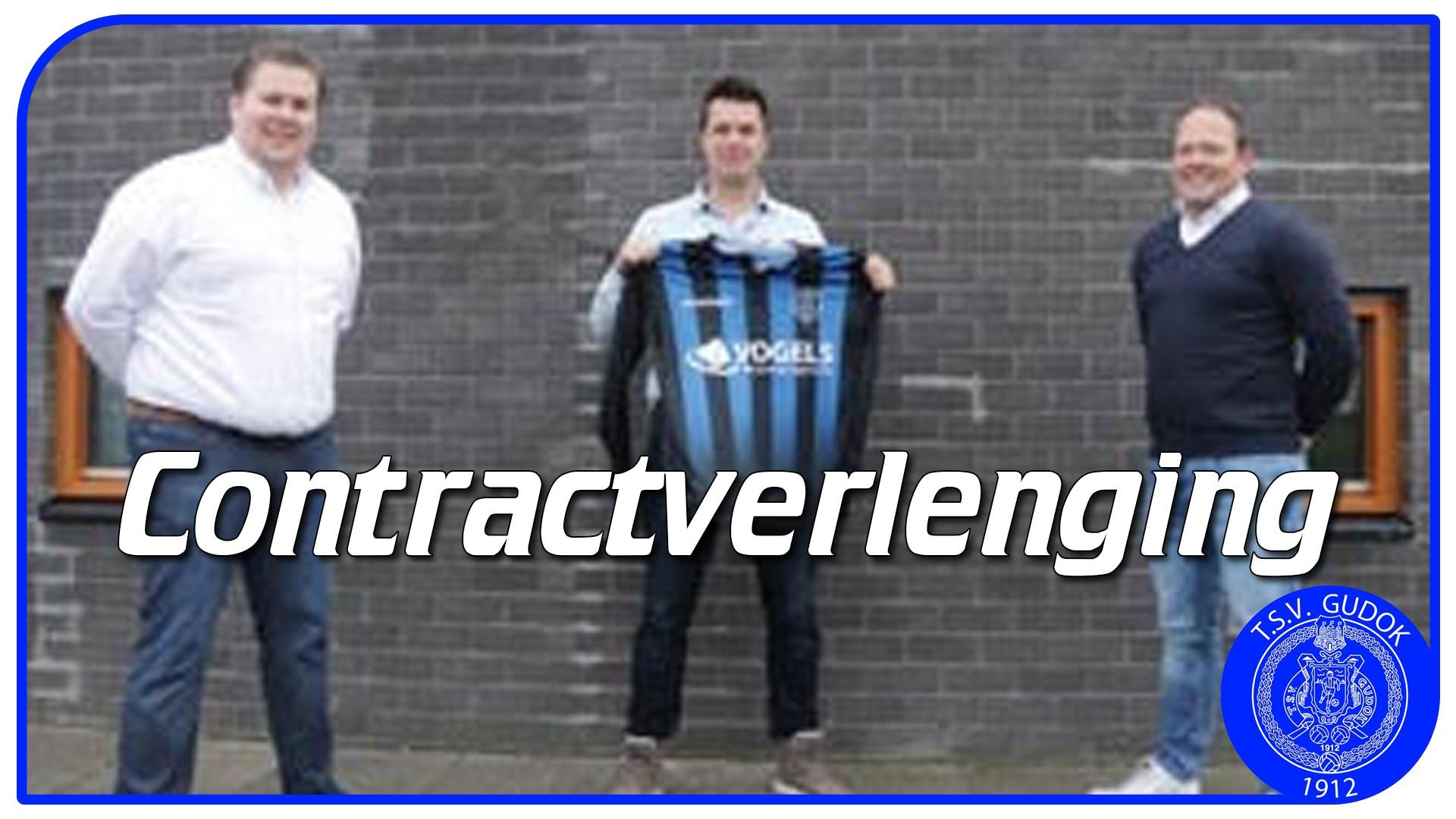 Ronald Boudewijn ook volgend seizoen hoofdtrainer TSV Gudok