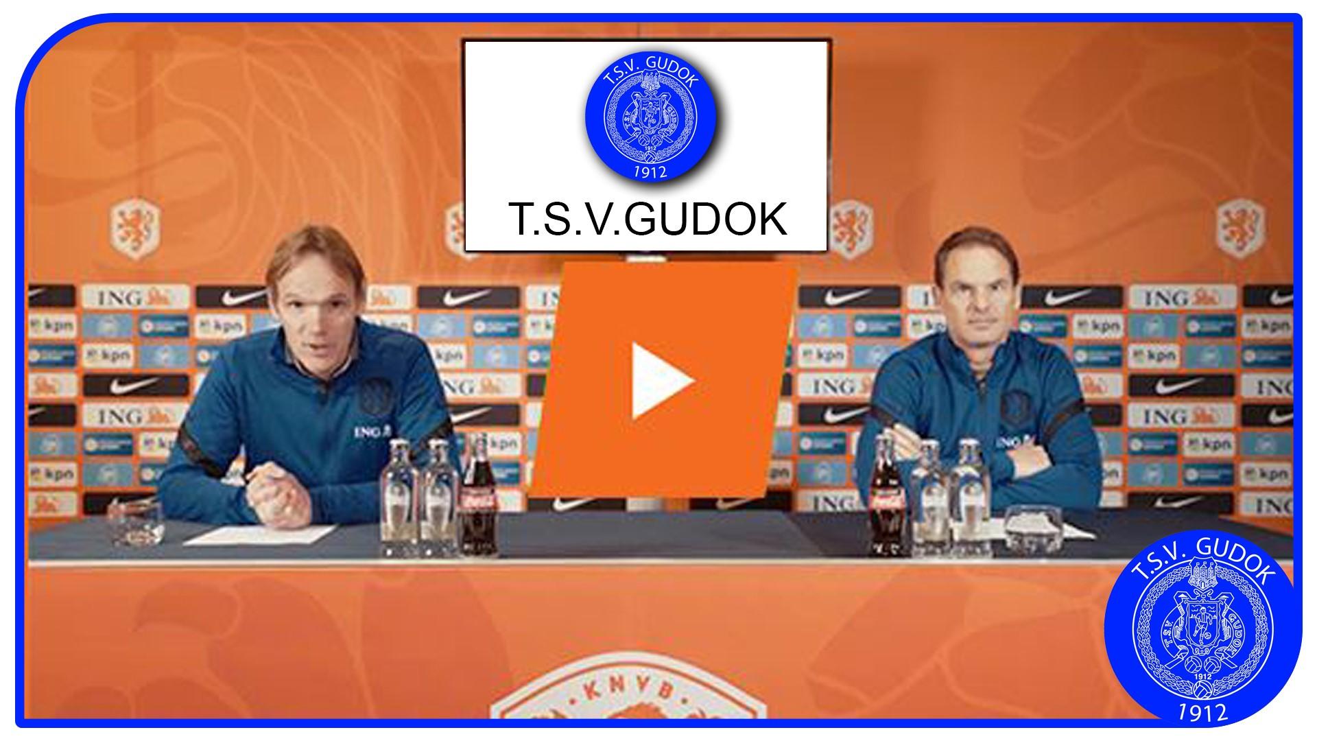 Speciale boodschap voor de vrijwilligers van TSV Gudok