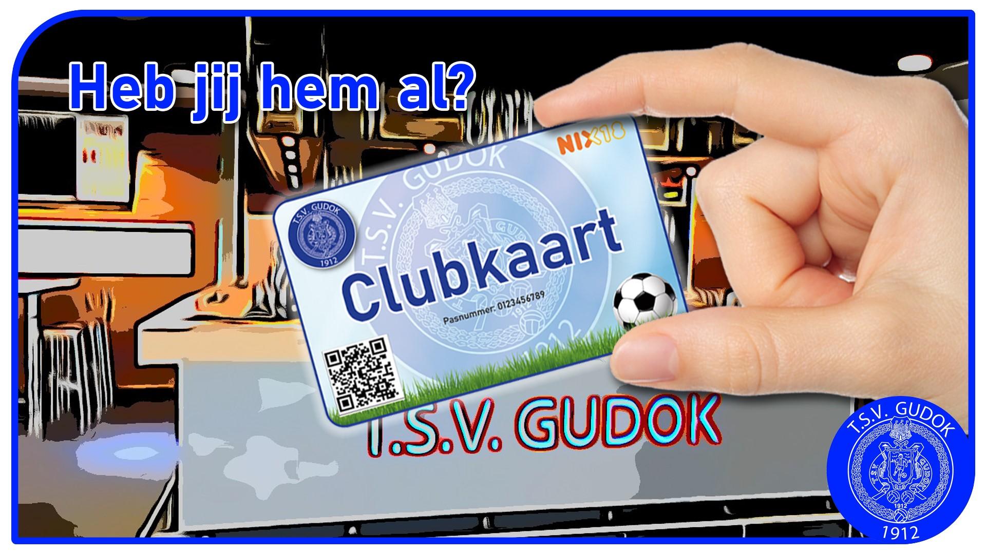 Clubkaart korting