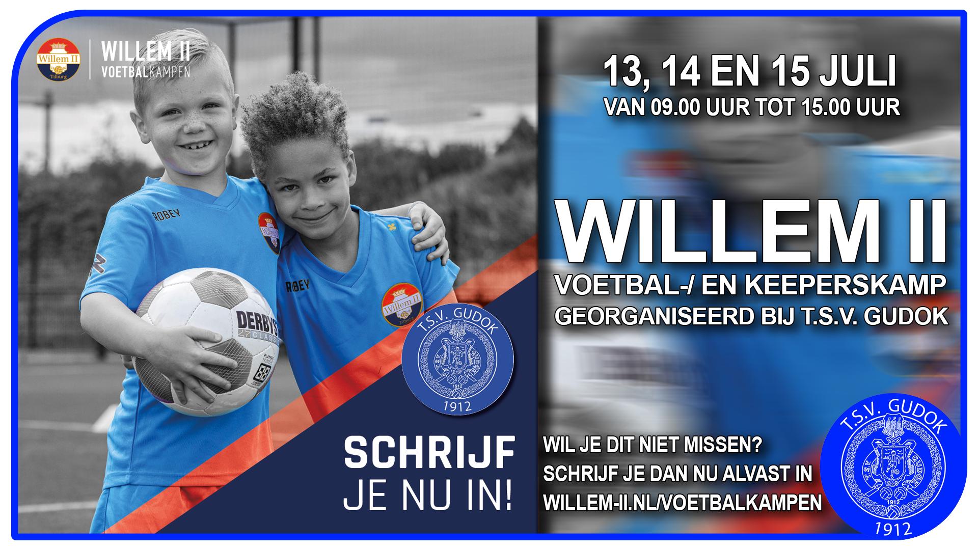 Willem II Voetbalkampen