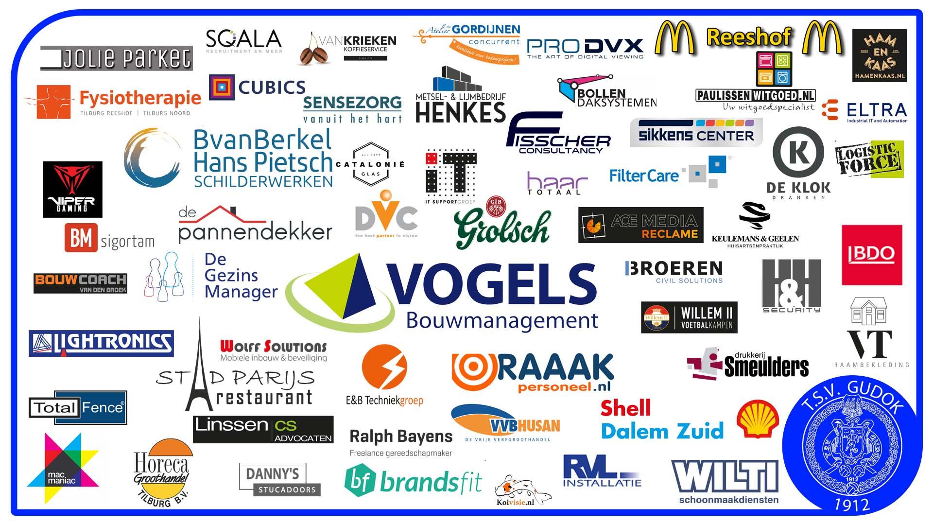 Steun onze sponsoren !!
