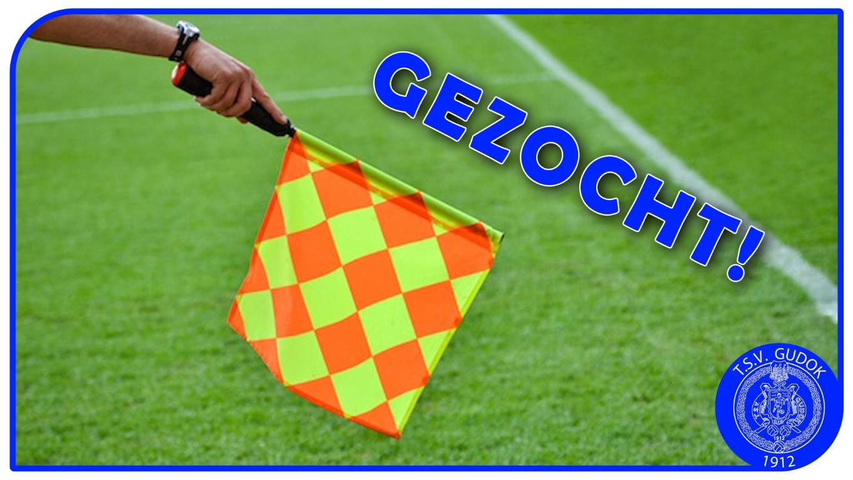 GEZOCHT! Grensrechter 1e elftal TSV Gudok