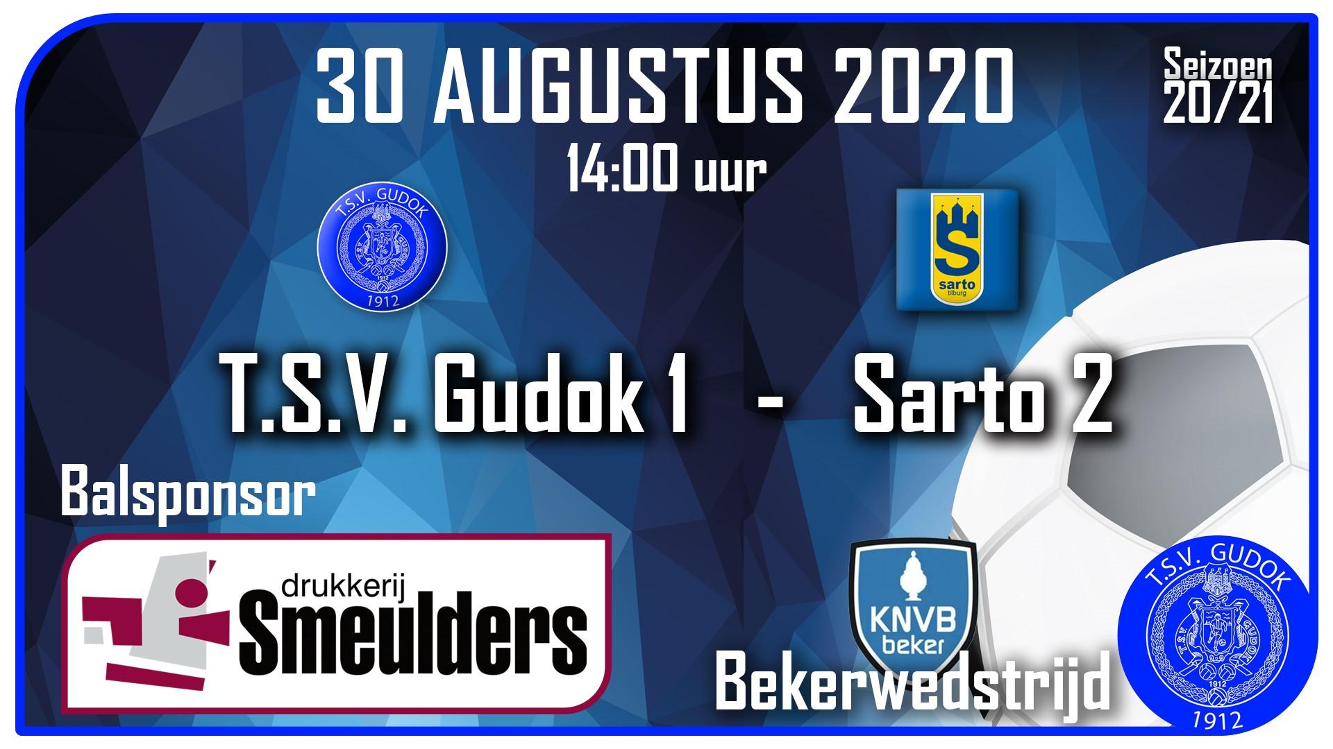 Gudok 1 - Sarto 2 (30-08-2020)