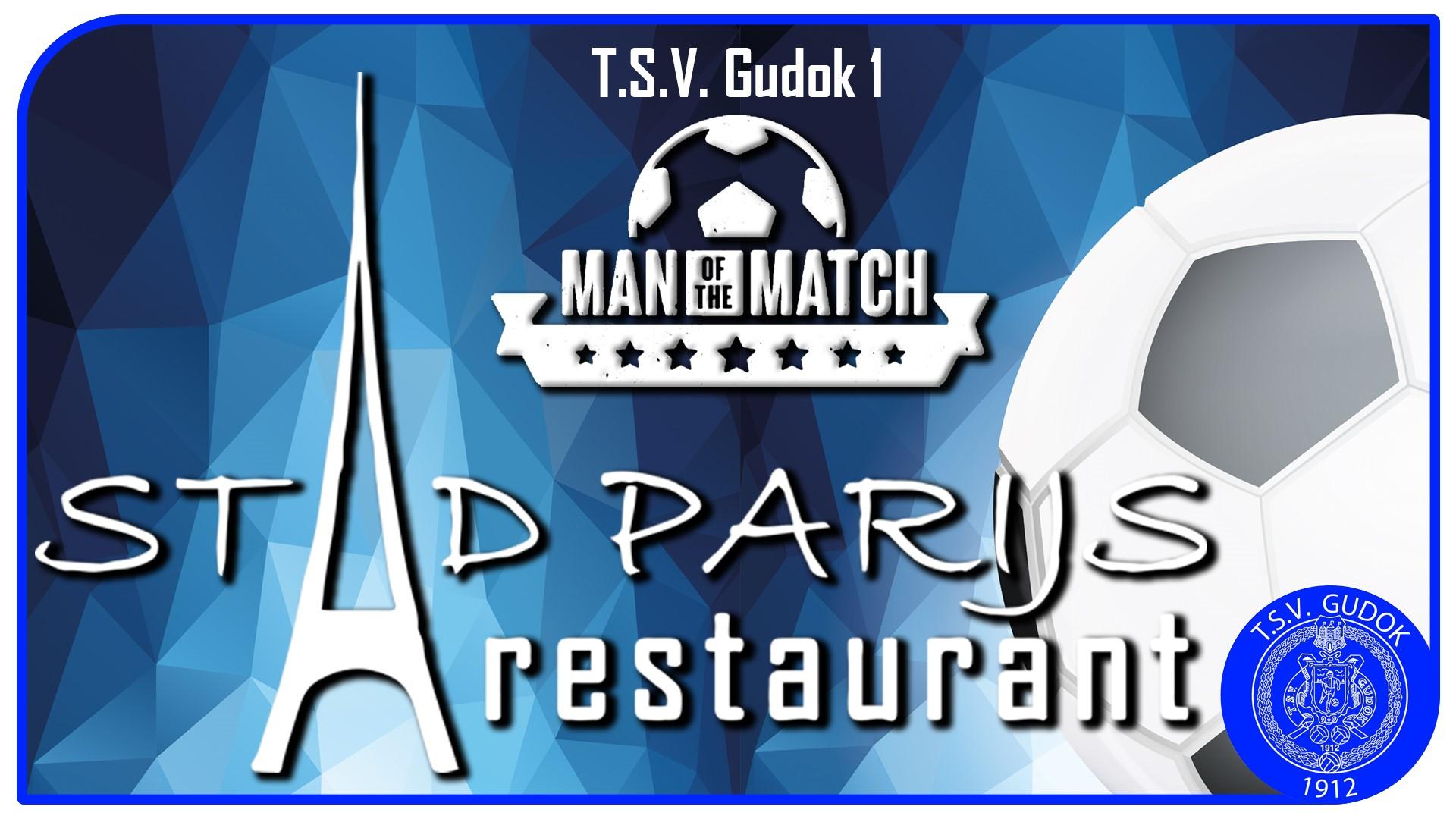 Stad Parijs Sponsor Man of the Match